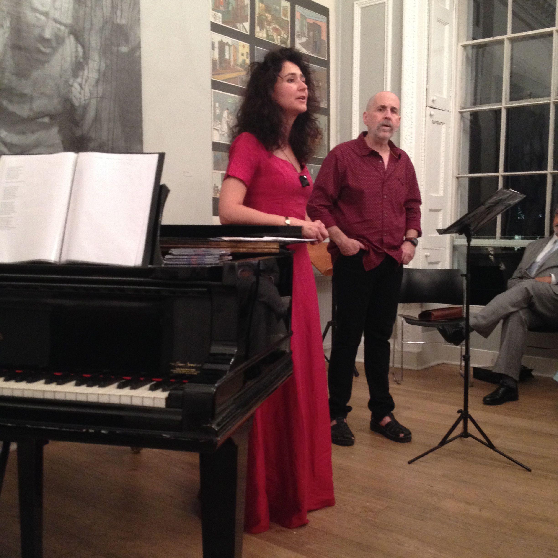 Lorin Sklamberg Polina Shepherd Russian Culture Centre