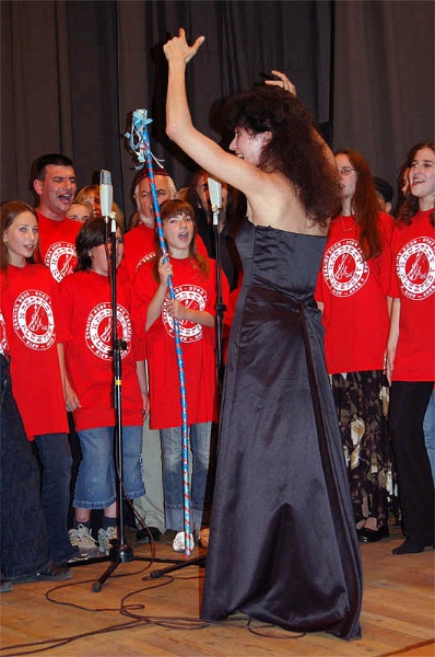 Kiev choir