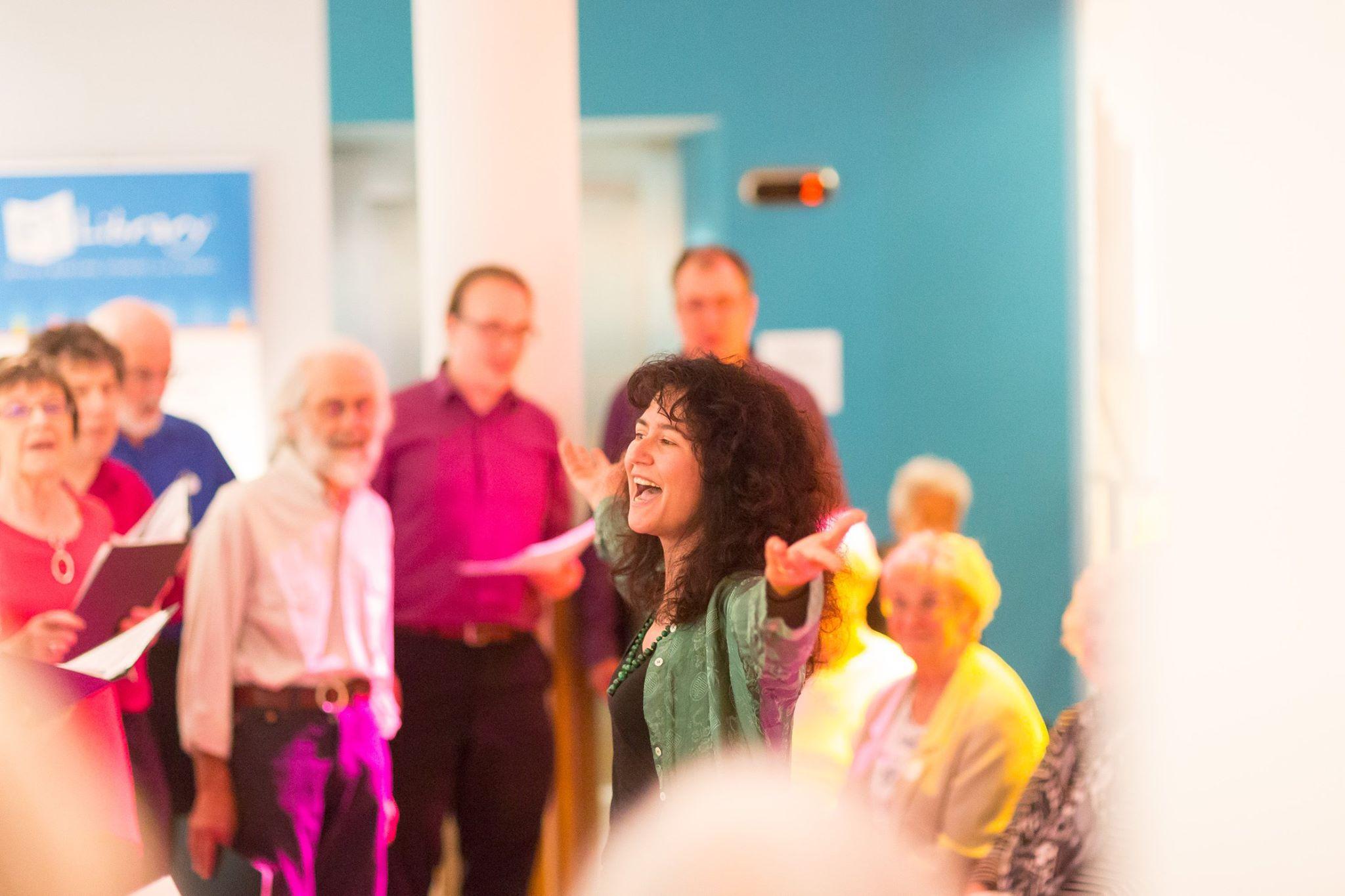 2016 Yiddish choirs