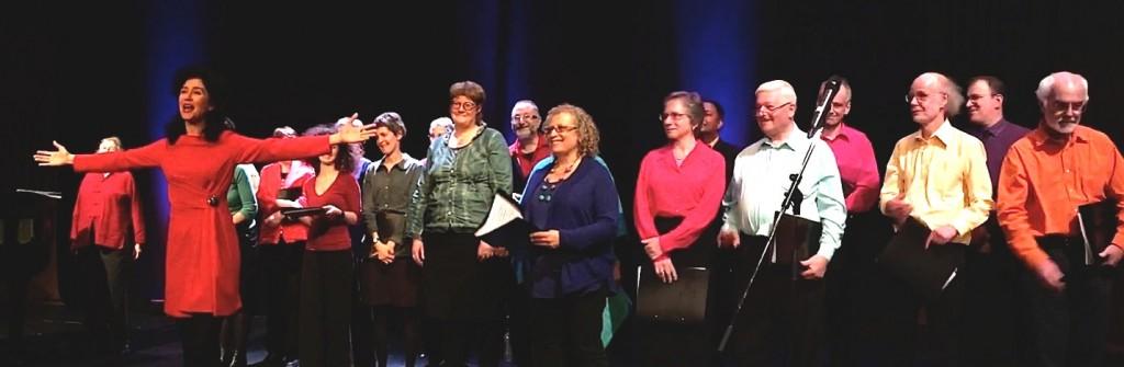 Yiddish choir